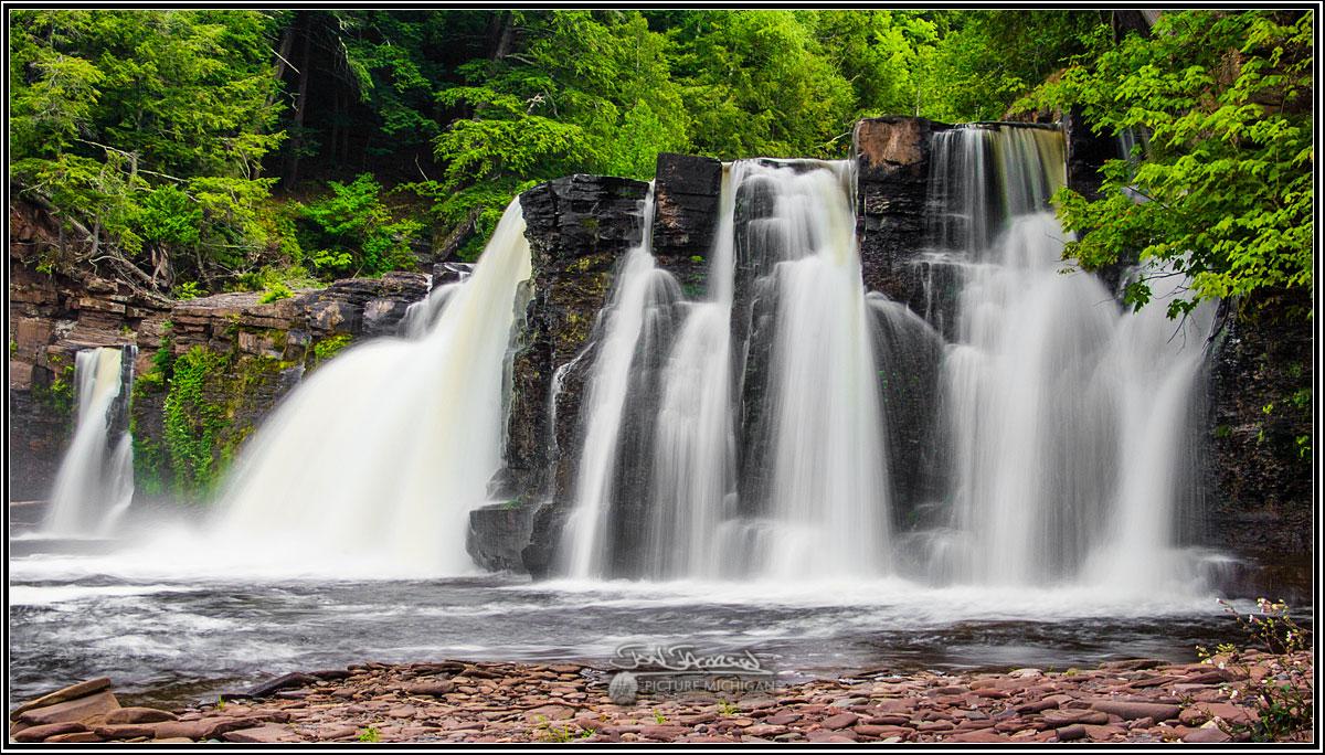 Manabezho Falls