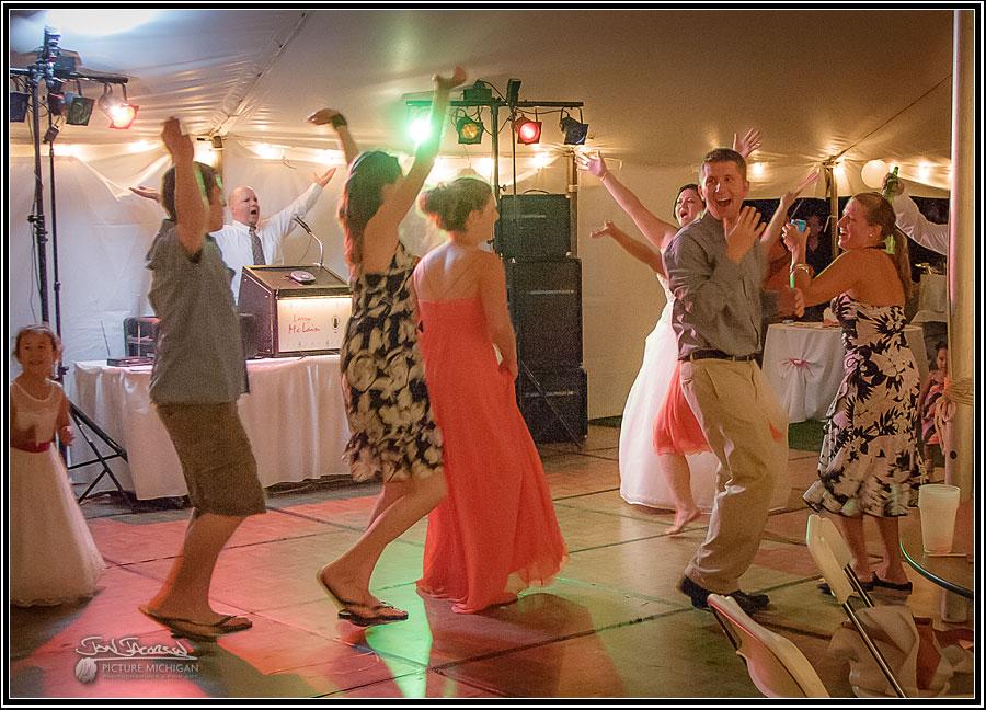 Larry McLain Wedding Reception DJ
