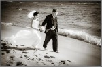 Muskegon Lake Michigan Wedding Photography