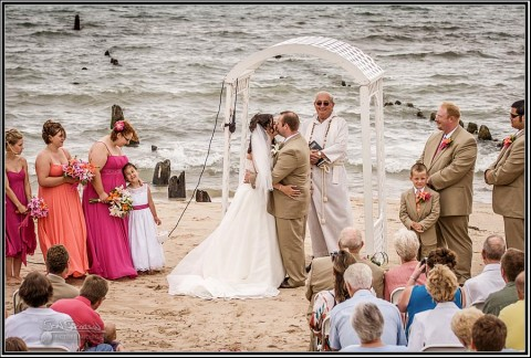 Lake Michigan Wedding Photography