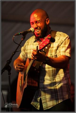 Al Bettis at Unity Music Festival