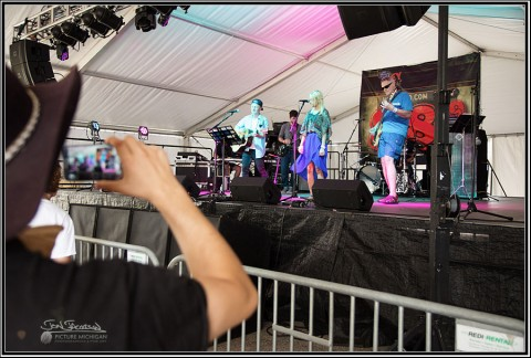 David Lampman at Unity Music Festival
