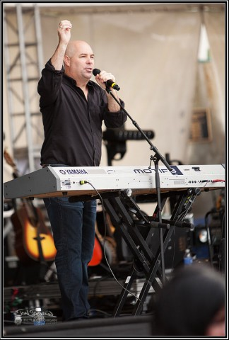 Mark Schultz at Unity Music Festival