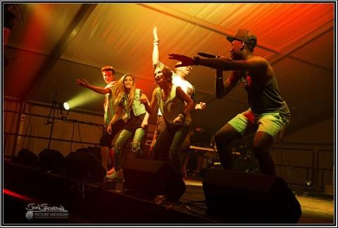 Millennial Tour Dance Party at Unity Music Festival