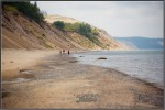 Pictured Rocks Lake Superior Beach at Sable Dunes