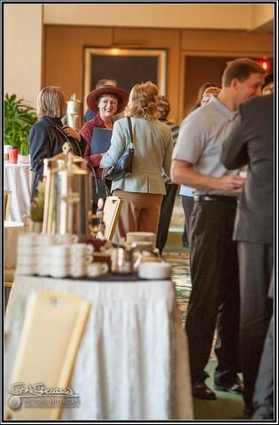 convention preconference reception