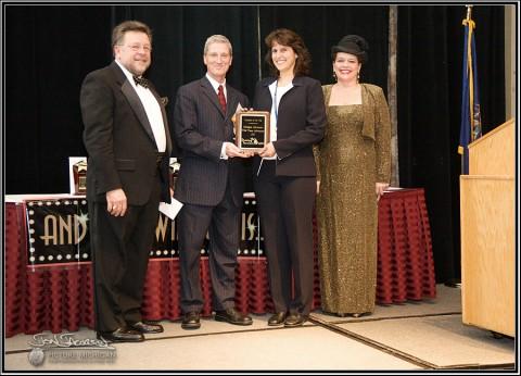 Camille Jourden-Mark Stars of the Industry Award