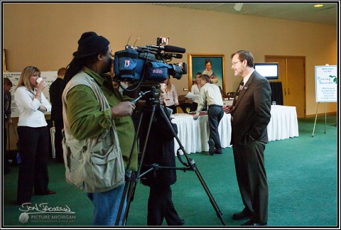 Media covers MLTA Conference
