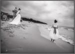 Lake Michigan Beach Wedding Photography