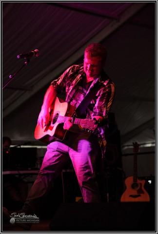 Joe Guerra at Unity Music Festival