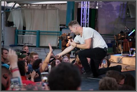 Matthew West at Unity Music Festival